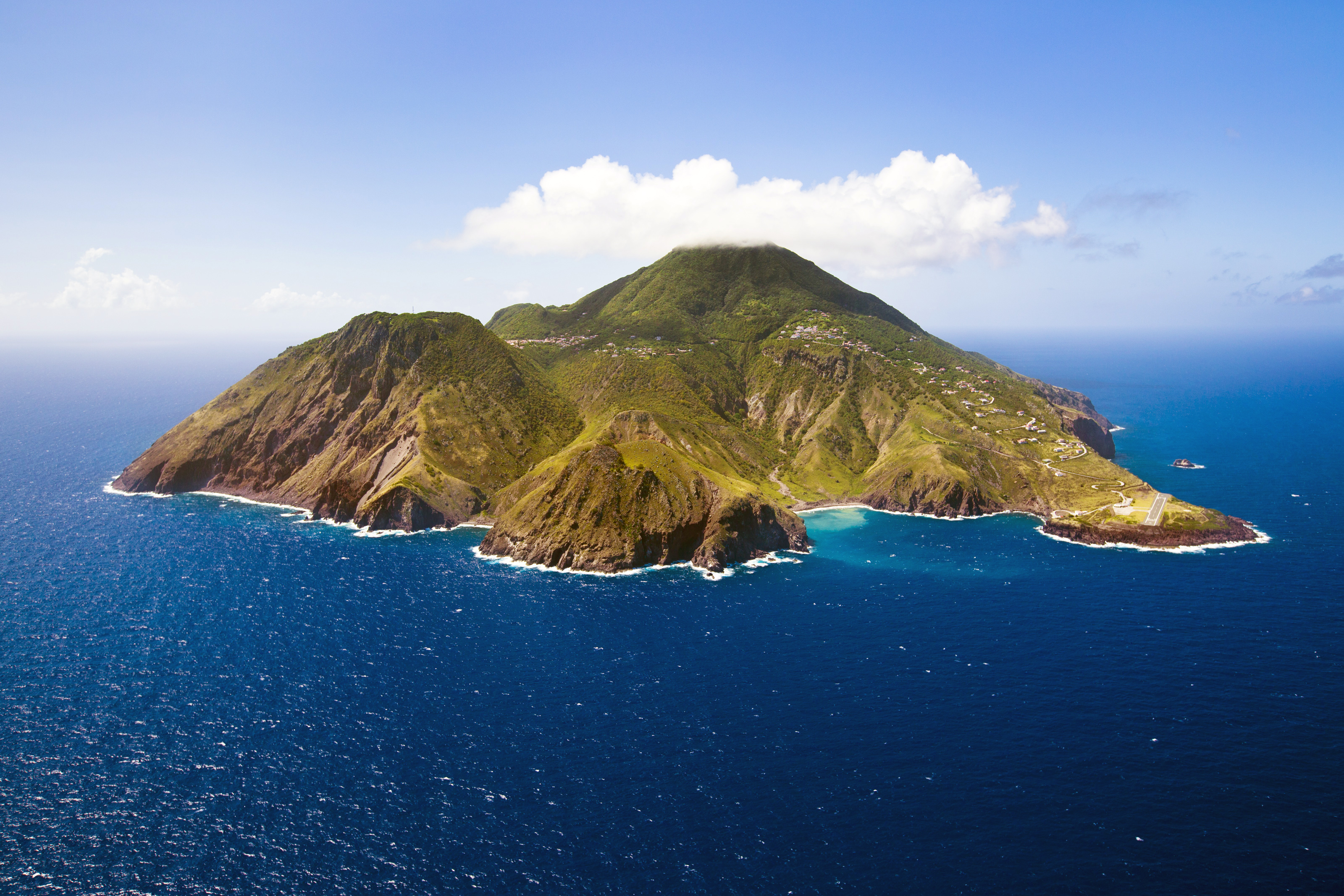 Saba Tourism